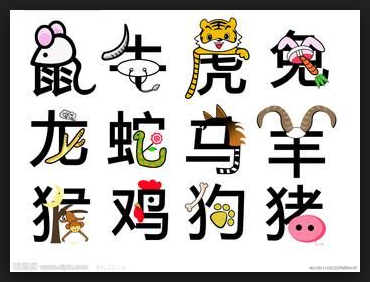 chinese zodiac_12 words.PNG