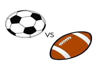 football vs soccer